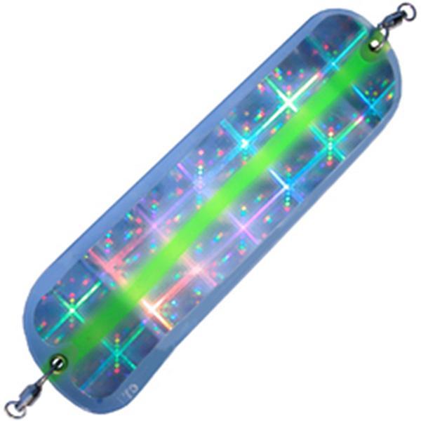 UV Plaid Green Stripe
