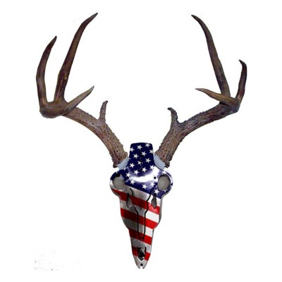 Do-All Outdoors American Iron Buck Antler Mounting Kit
