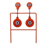 Do-All Outdoors .22 Double Spinner Target