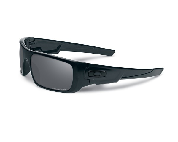 Matte Black/Black Iridium Polarized
