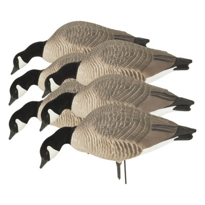 Greenhead Gear Hunter Series Full Body Canada Goose Decoys 6-Pack