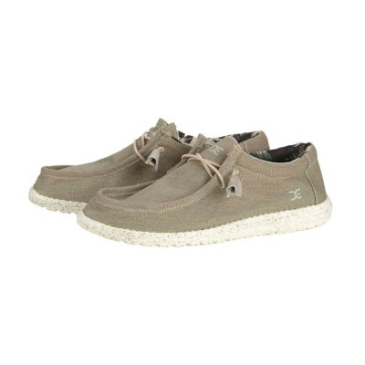 Men s Hey Dude Wally Stretch Shoes  d743c1ced6