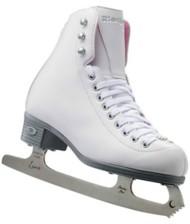 Women's Riedell 114 Pearl Figure Skates