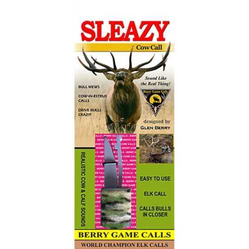 Berry Sleazy Cow Elk Call