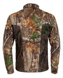 Men's Wind Brace Windproof Fleece Jacket