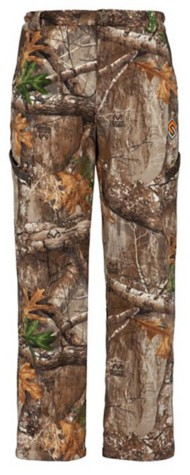 Men's ScentLok Wind Brace Windproof Fleece Pant