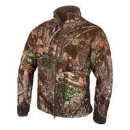 Men's ScentLok Revenant Fleece Jacket