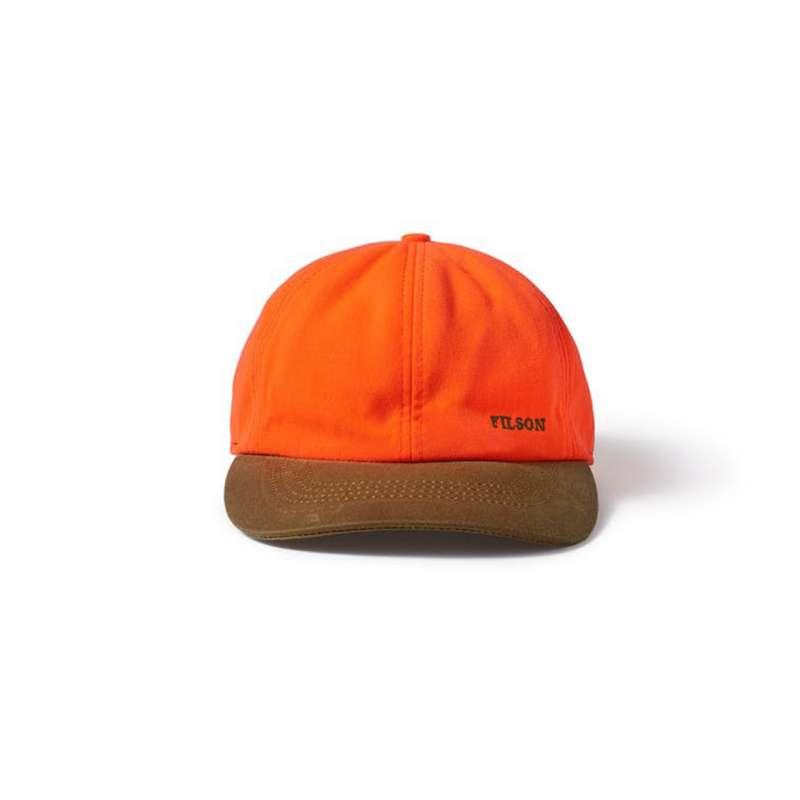 Filson Insulated Blaze/Tin Cloth Cap