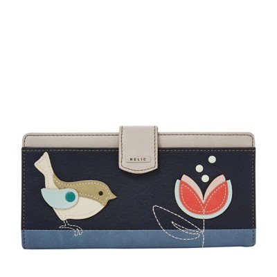 Women's Relic RFID Tab Wallet' data-lgimg='{