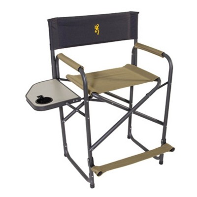 Browning Director Chair XT with Side Table