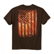 Men's Buck Wear American Outdoors T-Shirt