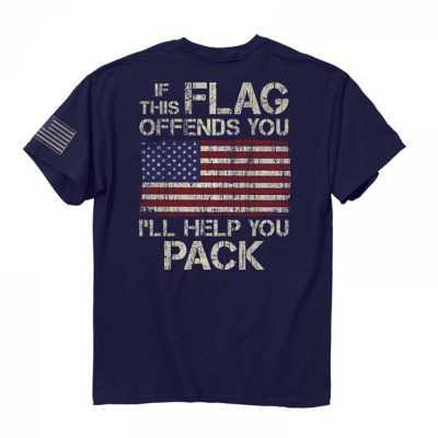 Men's Buck Wear Pack It T-Shirt