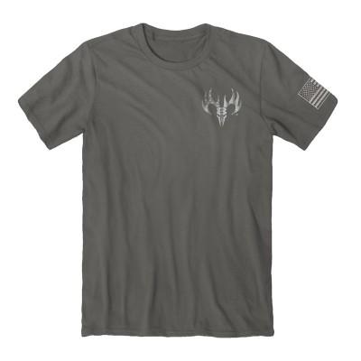 Men's Buckwear USA Colors Reload T-Shirt