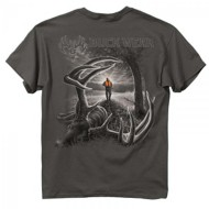 Men's Buck Wear Whitetail Down T-Shirt