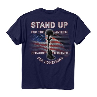 Men's Buck Wear Stand Up T-Shirt