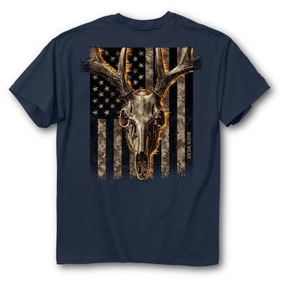 Men's Buck Wear Digital Decay T-Shirt