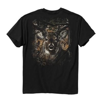 Men's Buck Wear Can't Hide T-Shirt