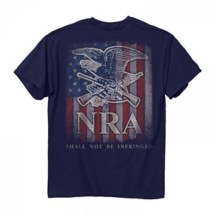 Men's Buck Wear NRA Keep and Bear T-Shirt