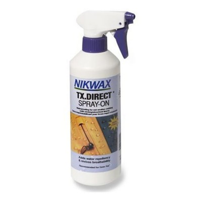 Nikwax TX. Direct Water Repellent Treatment Spray