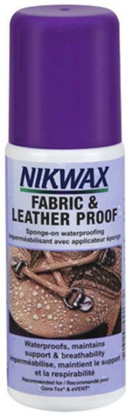 Nikwax Fabric and Leather Waterproofing