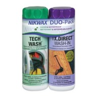 Nikwax Duo Pack Tech Wash And TX Direct Wash