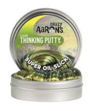 Crazy Aarons Thinking Putty Super Oil Slick