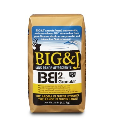 Big & J BB2 Attractant 20 Lb. Bag' data-lgimg='{