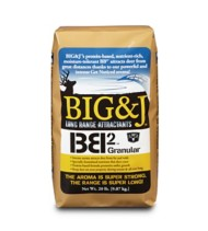 Big & J BB2 Attractant 20 Lb. Bag