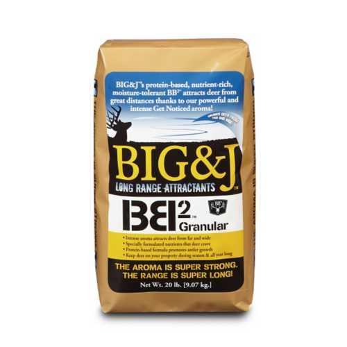 Big & J BB2 Attractant 20 Lb. Bag