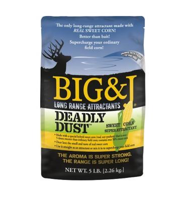 Big & J Deadly Dust Attractant 5 Lb. Bag