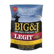 Big & J LEGIT Mineral Attractant