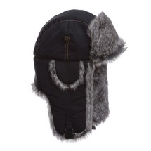 Mad Bomber Faux Fur Hat