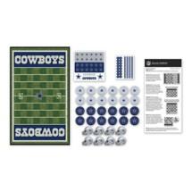 Masterpieces Puzzle Co. Dallas Cowboys Checkers Game