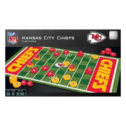 Masterpieces Puzzle Co. Kansas City Chiefs Checkers