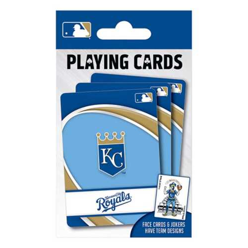 Masterpieces Puzzle Co. Kansas City Royals Playing Cards