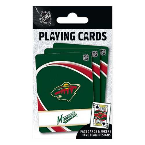 Masterpieces Puzzle Co. Minnesota Wild Playing Cards