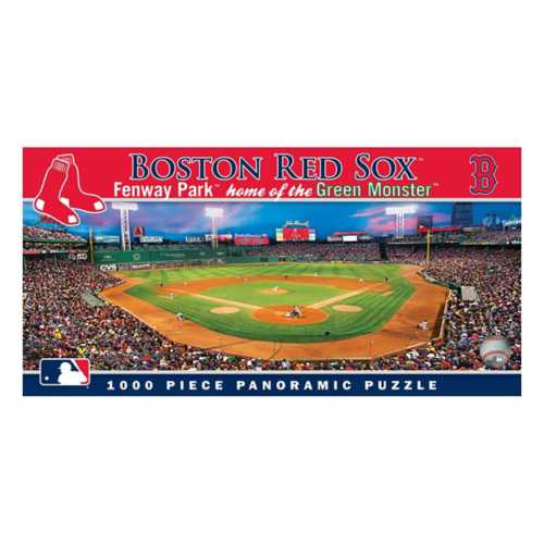Masterpieces Puzzle Co. Boston Red Sox 1000pc Panoramic Puzzle