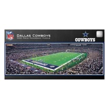 Masterpieces Puzzle Co. Dallas Cowboys Panoramic 1000 Piece Stadium Puzzle