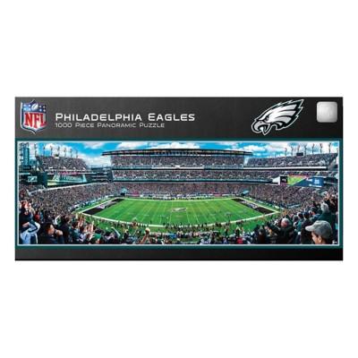 Masterpieces Puzzle Co. Philadelphia Eagles Panoramic 1000 Piece Stadium Puzzle