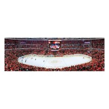 Masterpieces Puzzle Co. Chicago Blackhawks Panoramic 1000 Piece Stadium Puzzle
