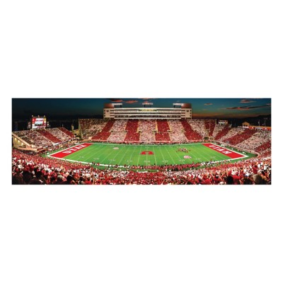 Masterpieces Puzzle Co. Utah Utes Panoramic 1000 Piece Stadium Puzzle