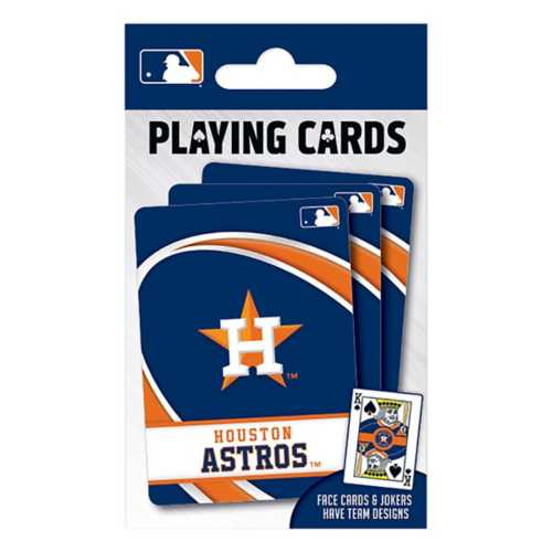 Masterpieces Puzzle Co. Houston Astros Playing Cards
