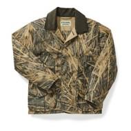Men's Filson Camo Shelter Cloth Jacket