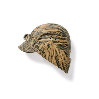 6c5fad44a48 Images. Previous. Filson Mossy Oak Tin Cloth Wildfowl Hat
