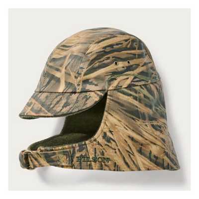 Filson Mossy Oak Tin Cloth Wildfowl Hat