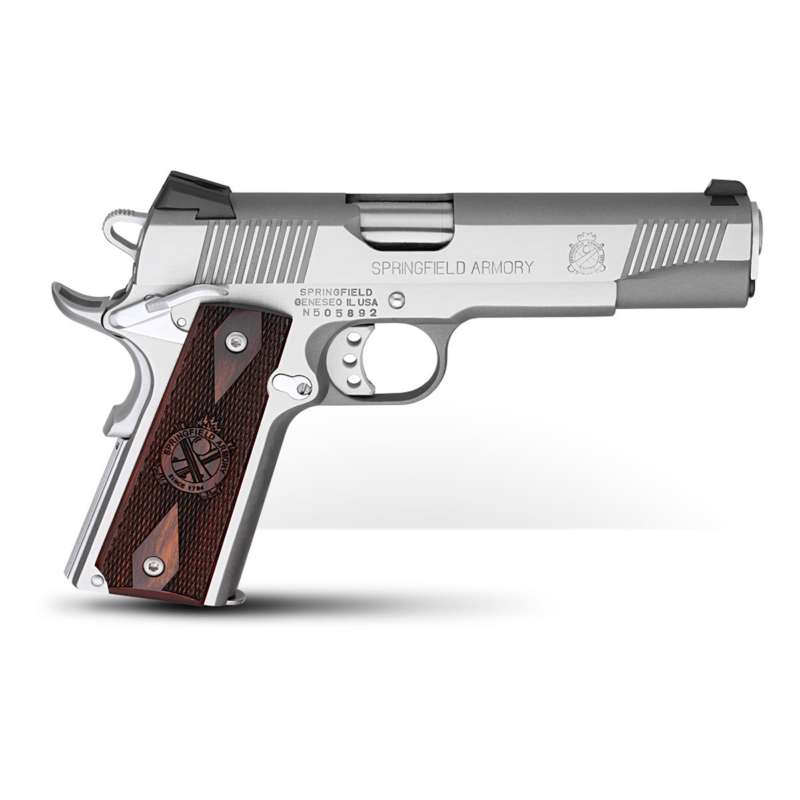 Springfield Armory 1911 Loaded Series 45 ACP Handgun