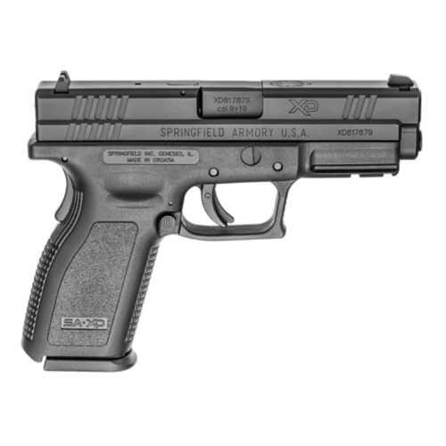 Springfield Armory XD9101  CA     9M       4IN            BLK Pistol