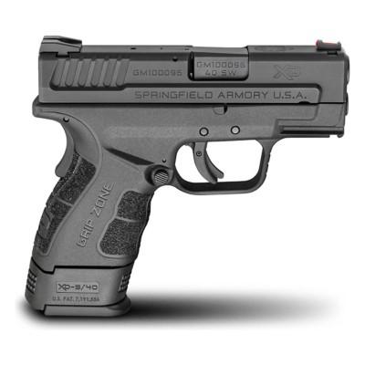 Springfield Armory XD MOD.2 Sub-Compact 40 S&W Handgun