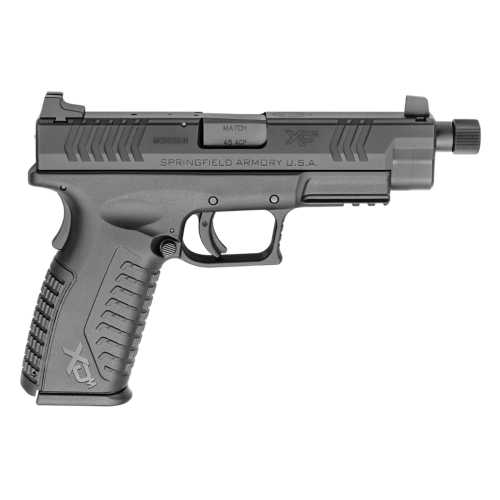Springfield Armory XDMT94545BHCE   45         4.5 TB      BLK Pistol