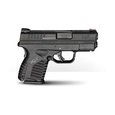 Springfield Armory 3.3in XD-S Single Stack 45 ACP Handgun